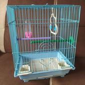 Клітка для попугаїв/канарки