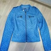 Фирменная куртка/P. U-кожа /So Swet collection/S