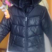 Курточка утепленная на 110 -116 -122