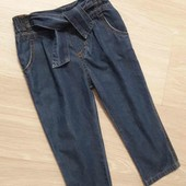Трендові фірмові джинси Hema  на дівчинку від 1-2.нові!