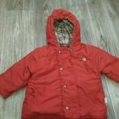 Детская курточка в отлично состоянии