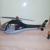 вертолет Playmobil, оригинал
