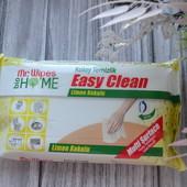 Вологі серветки для прибирання Lemon Farmasi
