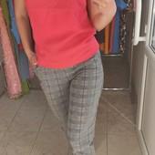 Женская блуза с гипюром