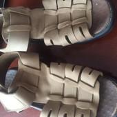 Босоножки, сандали, кожа, p. 40, встелька 25 см, Luft Polster. В хорошем состоянии