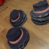 Скоро лето, жара!!!Мега распродажа- универсальные. фирменные панамы для всей семьи! 55-58 размеры!!!