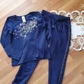 Набір штани і реглан фірма C&A розмір 122-128 см