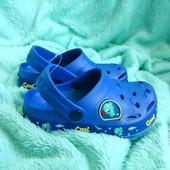 Детские кроксы. Сабо. Летняя обувь. Клоги, размер 26-16,5см