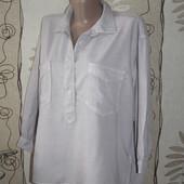 Идеальная джинсовая блузка h&m,пог-63,длинна-64,рукав 3/4-43.плечи-49
