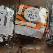 Новинка. Чай ловаре. 50 пакетиков в упаковке. Лот 1 на выбор.