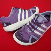 Кроссовки Adidas Violet Run оригинал 34 размер
