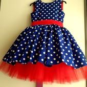 Платье стиляги. Ретро стиль. Новое, яркое, пышное