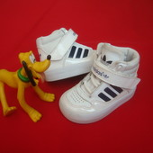Ботинки хайтопы Adidas оригинал 19-20 размер