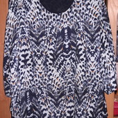 Красивая блузка размер большой 56-60 сост.сост.отл см.замеры