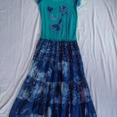 Классное платье на лето супер✓Качество✓Легкое, хорошо тянется✓