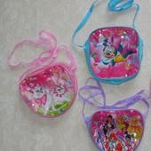 Яркие детские сумочки! Последние по супер цене!