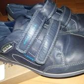 Туфли макасины 24-24.5 стелька