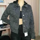 Куртка пиджак леопард L-Xl