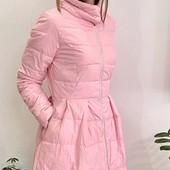 """Демисезонная куртка-пальто """"куколка"""""""