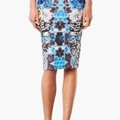 Красивая миди юбка Topshop, размер euro 38