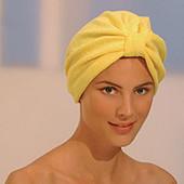 Чалма для сушки волос и косметических процедур