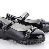 Красивые лаковые туфельки для девочки 34 размер