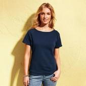 Плотная футболка ТСм Tchibo (германия), размер 36/38 евро=42-44 укр