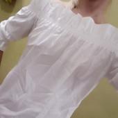 !!! Блузочка со спущеннымы плечами!! Смотрим замеры!! Собираем лоты!!