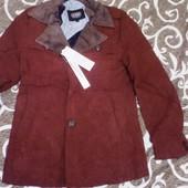 Распродажа! Стильный пиджак -куртка уличного типа! Утеплен