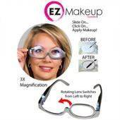 Очки для макияжа с подсветкой