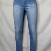 Стрейчевые джинсы скини от yes yes,xs/s