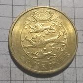 Монета Дании 20 крон 2006