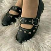 Новые женские туфли 36,37.2 шт в лоте