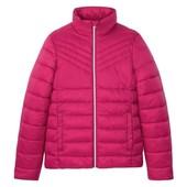 Германия!!! Стеганая демисезонная куртка, курточка для девочки! Ягодка такая! 152 рост!