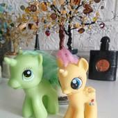 Лот 2 шт. лошадки My little pony