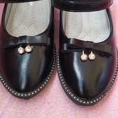 Туфлі стан нових!!! Стелька 18 см.