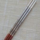 3 карандаша для губ и для глаз Lambre noir натуральные тона