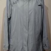 Легкая утепленная курточка,р.56-62