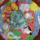 Надувная подушка коврик от Mothercare
