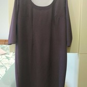 Базовое платье-футляр 50-52-54 в идеальном состоянии, замеры в лоте