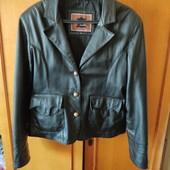 Куртка,пиджак,натуральная мягкая кожа