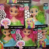 Набор для Принцесс Сделай причёски куколки