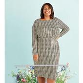 Esmara Германия Легкое свободное платье 48/50р евро