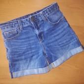 Gap джинсовые шорты для девочки На 12 лет, на рост 145-150