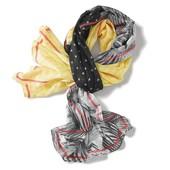 Шикарная большая романтическая шаль от Tchibo (германия) размер 200 на 80 см