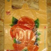 Пакеты Золотое сечение, 30*50см, лот-50шт, цвет на выбор