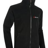 мужская плотная теплая флисовая кофта-куртка от himountain Intertek. Модель на фото 2