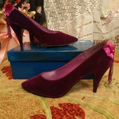 Туфли очень нарядные