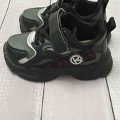 Кроссовки кеды Clibee 26 размер, состояние новых