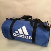 Дорожная спортивная сумка Adidas. Три цвета